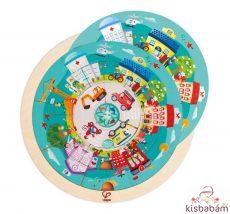 2 Oldalú Puzzle - Hp E1624