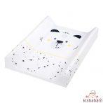 Albero Mio Merev Pelenkázó Lap 70Cm - 084 Funny Teddy Bear