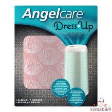 Angelcare Pelenka Tároló Huzat Pink Virágos