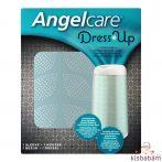 Angelcare pelenka tároló huzat Dress Up zöld leveles