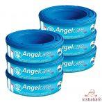 Angelcare pelenka tároló utántöltő 6db