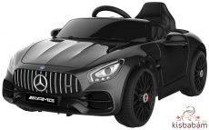 Apollo elektromos autó Ocie - Mercedes fekete
