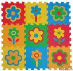 Apollo Freeplay Baby Puzzle Szőnyeg - Virág