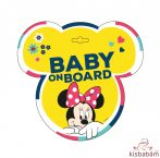 Apollo Seven Disney Baby On Board Tábla - Minnie