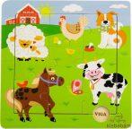Apollo Viga - Farm Puzzle