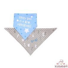 BabyOno előke háromszög 2db csillagos 879/04