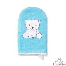 Babyono Fürdetőkesztyű Bambusz 347/02 Jegesmedve