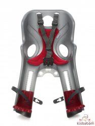 Bellelli Rabbit B-Fix Bicikliülés 15Kg-Ig - Silver