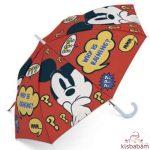 Disney Mickey Nyeles Esernyő - 23046041000