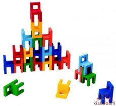 Egyensúlyozó Játék - Székek - Gk 56929