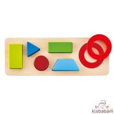 Első Forma Puzzle Kicsiknek-Kétoldalas - Hp E1615A