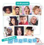 Érzelmek Puzzle - Akr 20544