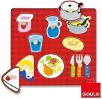 Étkezés - Puzzle - Jg 53033