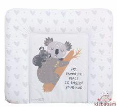 Freeon Pelenkázó Lap Puha 85X72 Cm - Love Koala