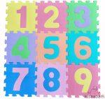 FreePlay Baby Puzzle szőnyeg - Számok