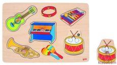 Hangot Adó Puzzle - Hangszerek - Gk 57520