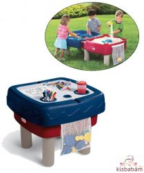 Homokozó-Vizező Asztal - Little Tikes - Lit 451T10