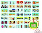 Képkártyák - Ellentétek - Akr 20531