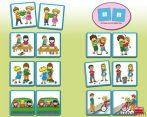Képkártyák - Iskola - Akr 20801