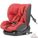 Kinderkraft Gyerekülés Myway Isofix 0-36Kg Piros