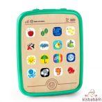 BS Fa játék zenélő tablet Magic Touch HAPE 6hó+ (KIDS II/Bright Starts,  11778-6)