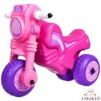 Műanyag Cross Kismotor - Pink - 111M
