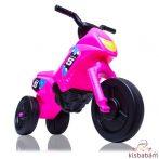 Műanyag Kismotor, Kicsi, Rózsaszín - 5997507300014
