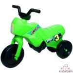 Műanyag Motor Maxi - Világoszöld - Vzold5997507300021