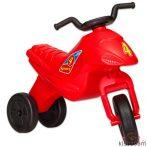 Műanyag Superbike Közepes Motor - Piros - 142