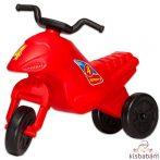Műanyag Superbike Mini Motor - Piros - 141