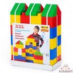 Óriás Építőkocka, 36 Darabos - Wdr 37527