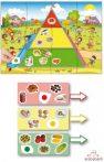 Piramisépítő - Egészséges Ételek - Akr 20554