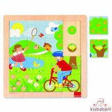 Puzzle - Tavasz -Részletfigyelő Puzzle - Jg 53085