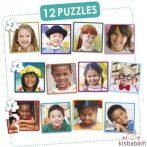 Puzzle - Vidám Gyerekek - Akr 50223