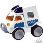 Rendőrautó - Gw 560-37