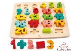 Számok - Puzzle - Hp E1550A