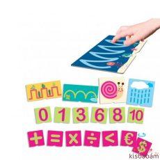 Tapintós Íráselőkészítő Kártyák - Akr 20612