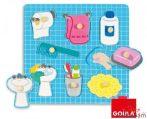 Tisztálkodás - Puzzle - Jg 53032