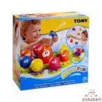 Tomy: Polip Pajtások Fürdőjáték - E2756