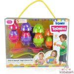 Tomy Toomies: Kukucska Meglepetéstojáskák Kanálon - E73082