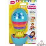 Tomy Toomies: Kukucska Tojáskák - E73080