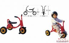 Tricikli - Swp Km5503
