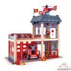 Tűzoltóállomás - Hp E3023A