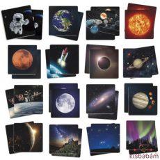 Világűr - Memória Játék - Akr 20405