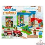 Wonder Makers: A Város Körül Építőszett - Fxg14
